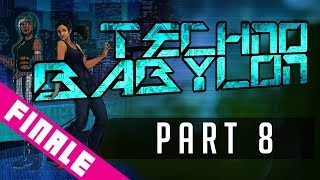 [Technobabylon] PART 8: Closing the Case