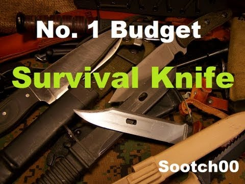 SHTF: The Best Budget Survival Knife