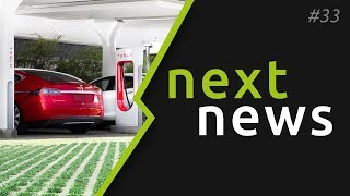 nextnews #33 - Tesla Model 3 & Supercharger mit CCS gesichtet