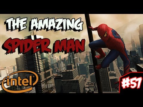 Intel HD Graphics:The Amazing Spider Man