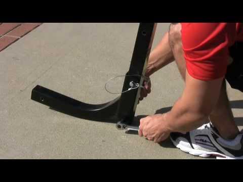 Allen Deluxe 5-Bike Hitch Mount Rack