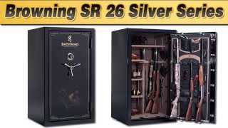 Browning Gun Safe Review-Review of the Browning SR26