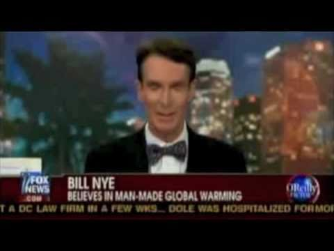 Bill O'Reilly - Global Warming Hot Air
