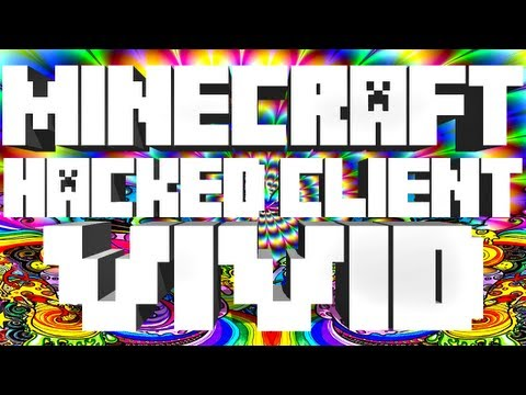 Minecraft - 1.4.7 Hacked Client - Vivid - WiZARD HAX