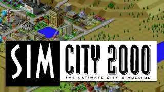 Sim City 2000 (MS-DOS, 1993) MIDI @ Roland SC-55