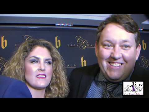 City Summit Gala Celebrity Poker Tournament Part 2 With Jeff Madson And Others..