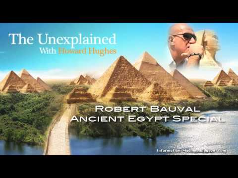 Robert Bauval | Ancient Egypt Special, Aug. 10-2012