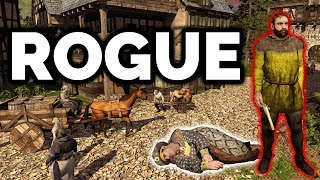 THE GUILD 3 | ROGUE Early Access Gameplay - Sandor Clegane Breaks Knees and Hearts