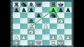 Most Attacking Chess Game-5 (Danish Gambit)