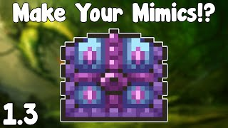 Terraria 1.3 AFK Lihzahrd Power Cell Mimic Money Farm ...