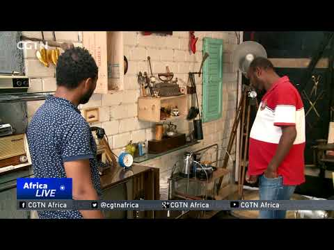 Addis Ababa Gets Its First Antique Shop