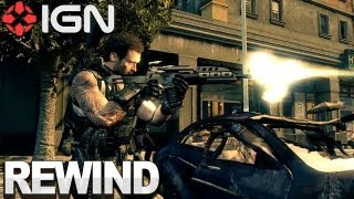 Call of Duty_ Black Ops 2 - Debut Trailer - IGN's Rewind Theater