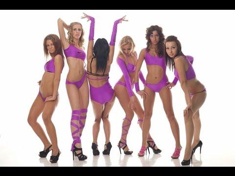 A вы так можете? Клубные танцы гоу-гоу, go go dance.Красивые девушки так двигаются что газа возле