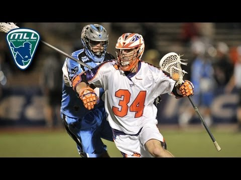 MLL Week 4 Highlights: Hamilton Nationals at Ohio Machine