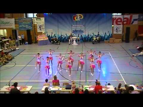 Fantasy Girls - Nordbayerische Meisterschaft 2012