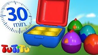 TuTiTu Đồ chơi |  Búp bê Nga  | Đồ chơi trẻ em tốt nhất | 30 phút