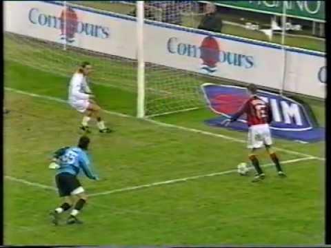 Milan – Ancona  Ottavi di finale  RITORNO  Coppa Italia 2002-2003