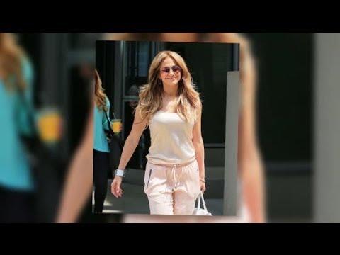 Jennifer Lopez hat keine Zeit um an Casper Smart zu denken