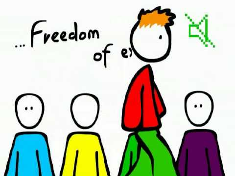 Democracy is... Animation by Lukasz Szozda