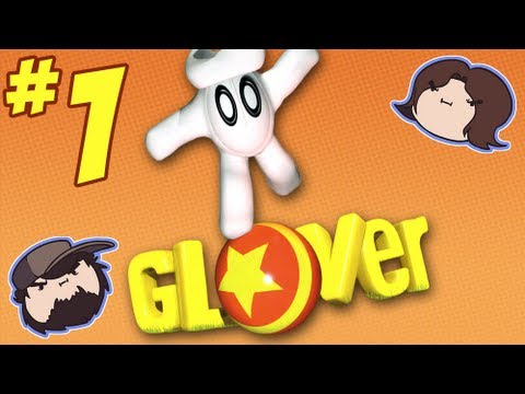 Glover: All You Need Is Glove – PART 1 – Game Grumps