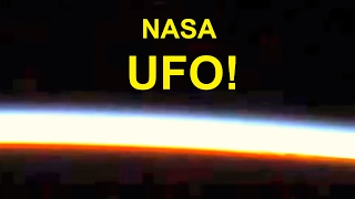 NASA Shuts Off Live ISS Feed As UFO Enters Atmosphere.