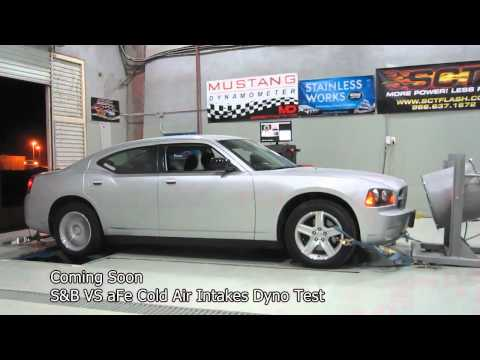 2010 Dodge Charger Pursuit 5.7 Dyno داينو دودج تشارجر بوليسي