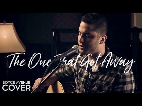 Katy Perry - The One That Got Away (Boyce Avenue acoustic cover) on iTunes &amp; Spotify