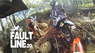 Three tricky hill climbs - Crazy Cobaw ROUND 2 - NEW! Beta RR350
