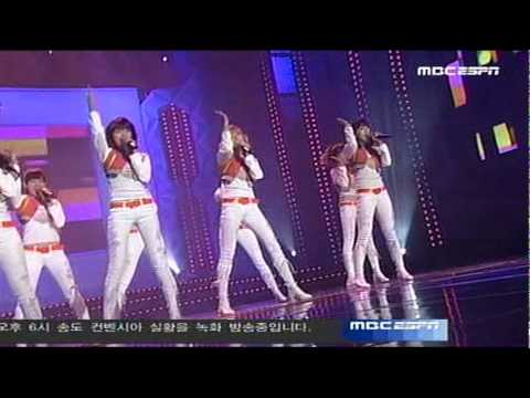 SNSD - Oh! & Gee  100327 MW 2010
