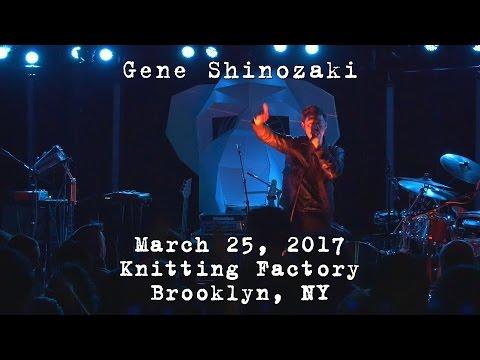 Gene Shinozaki Beatboxing: 2017-03-25 - Knitting Facotry; Brooklyn, NY [HD]