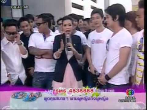 BMF2011 White Ribbon Project [Woman to Woman, Channel 3] – Bangkok Motorbike Festival