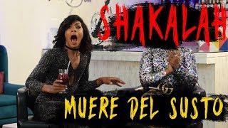 APRESAN A SHAKALAH EN LA ENTREVISTA CON CANDY FLOW