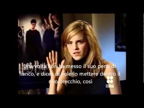 Intervista ad Hermione – L'umorismo di Piton.