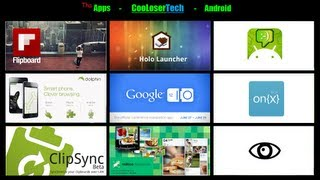 #134 Best Android APPS of The Week - Flipboard i/o enhancer