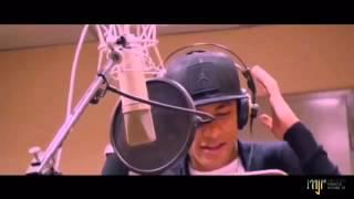 Neymar sings song
