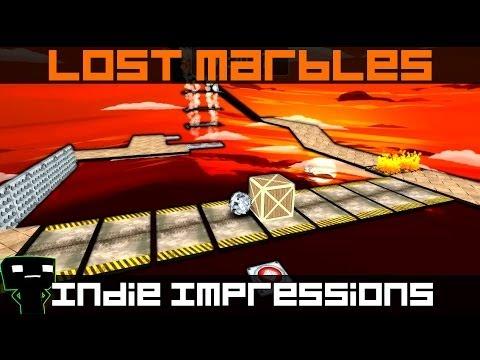 Indie Impressions - Lost Marbles
