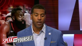 Jim Jackson on James Harden after Game 7 loss to the Warriors | NBA | SPEAK FOR YOURSELF