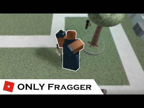How far can you go with ONLY Fragger? | Tower Battles [ROBLOX] | NEW Upgrade Pictures!