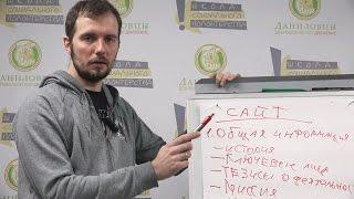 Алексей Бородкин-Как создать сайт волонтёрского проекта