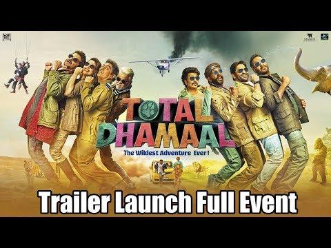 UNCUT - Total Dhamaal | Official Trailer | Ajay Devgn, Anil Kapoor, Madhuri Dixit