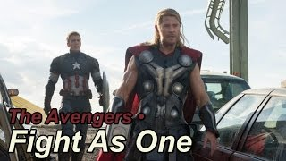 download lagu The Avengers • Fight As One gratis