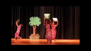 U.Praveenaa's performance