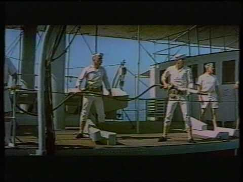 """The Sand Pebbles"" (Robert Wise, 1966) -- The German Cinema-Trailer"