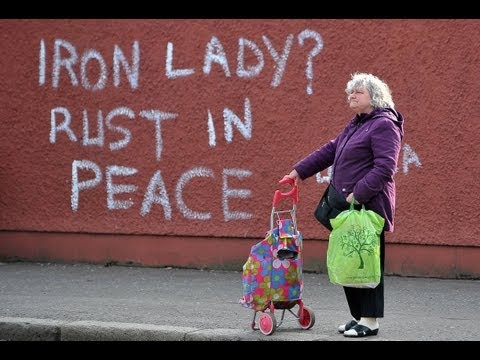 Margaret Thatcher's Ireland PART 1