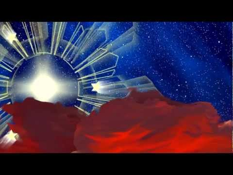 Lupang Hinirang: The Philippine National Anthem Animation For Independence Day 2012 video