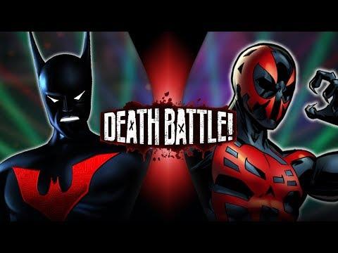 Batman Beyond VS Spider-Man 2099 (DC VS Marvel) | DEATH BATTLE!