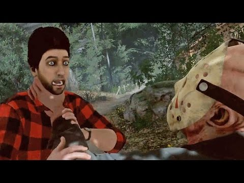 Friday the 13th: The Game - JASON GAMEPLAY - 7/7 KILLS (no commentary)