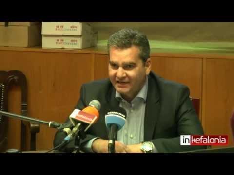 INKEFALONIA.GR : Λυκούδης Δηλώσεις (εκλογές 2015)