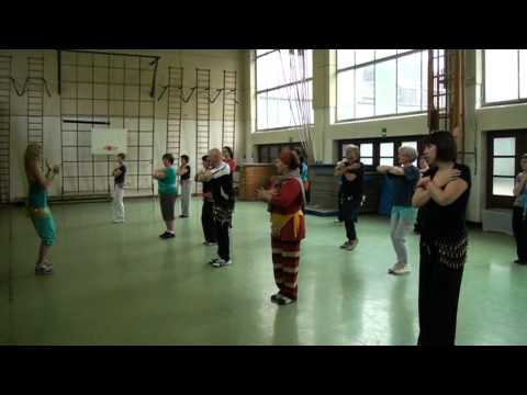 Zumba Gold - Belly Dance - Sahara Oasis (zumba A Liege) video