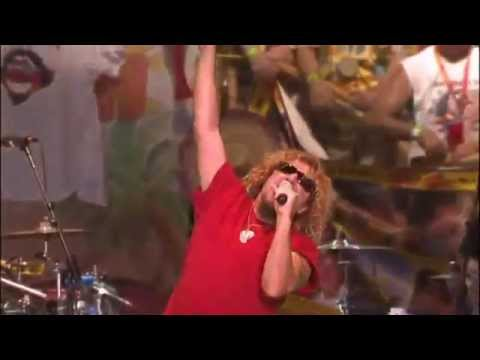 Sammy Hagar & The Wabos - Mas Tequila (Intro from